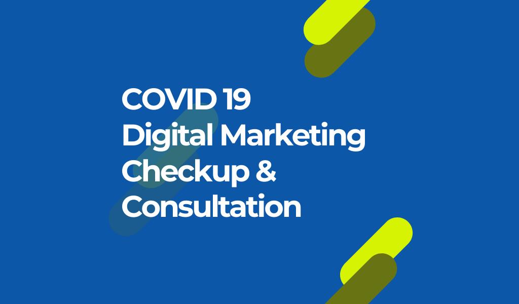 COVID-19 Marketing & Communication Consultation